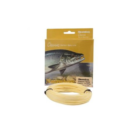 Snowbee Classic Salmon Line - Floating