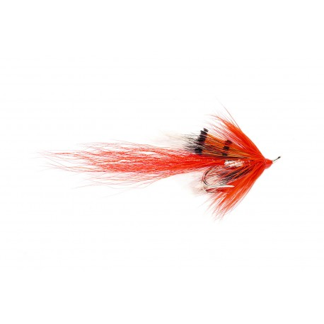 V Fly Double  Ally's Shrimp Red