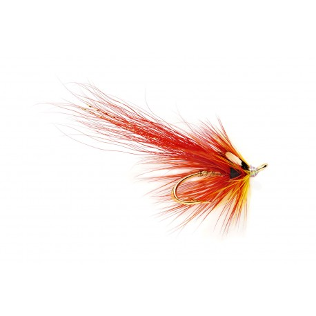 VFly Flamethrower Red Salmon Double
