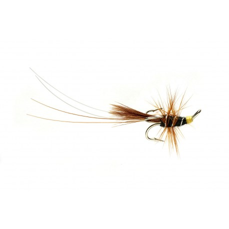 VFly Francis Black Salmon Treble