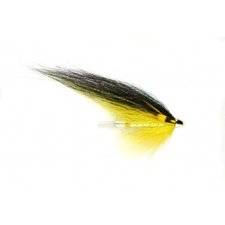 "V Fly Posh Tosh 1.5"" Salmon Tube Fly"