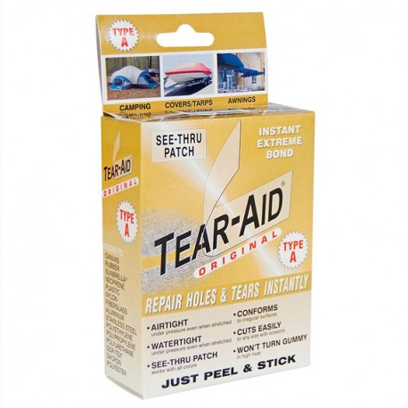 Tear-Aid Fabric Repair