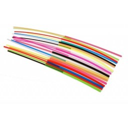 Eumer Coloured Plastic Tubing Assortment