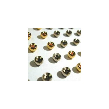 VFly Large Plated Brass Beads